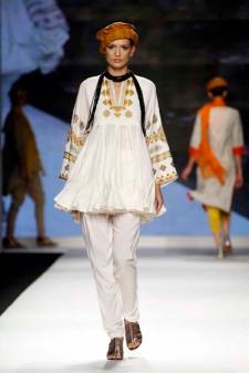 Milan Fashion Week Spring/Summer 2010 - Maheen Khan