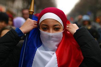 Niqab-France